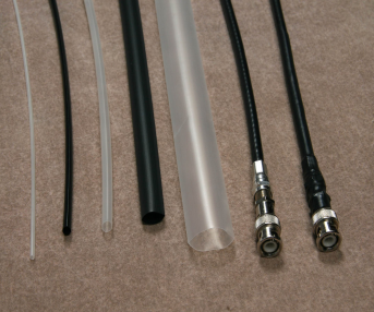 Medical grade heat shrink tubing